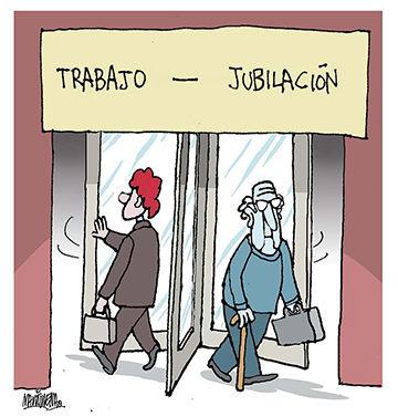 jubilarse en argentina