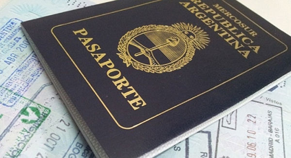 como sacar el pasaporte argentina
