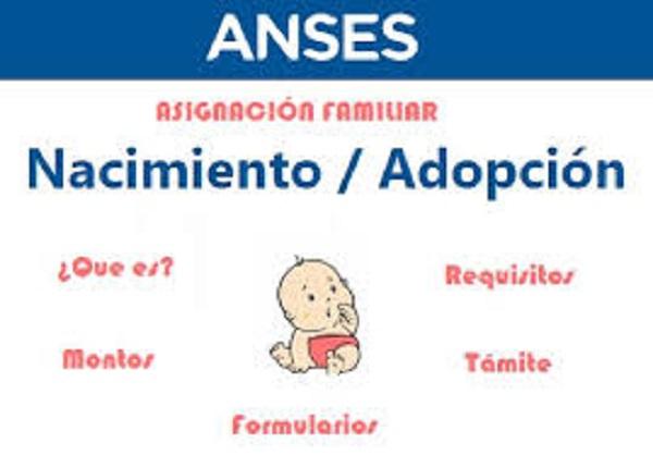 Qué es la Asignación por nacimiento y adopción