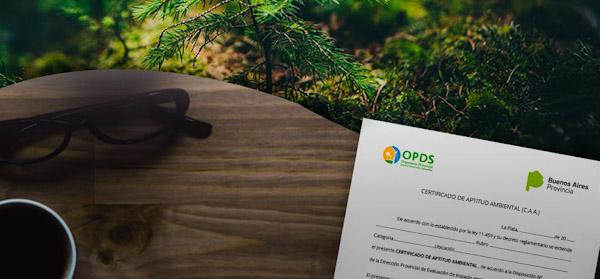 certificado de aptitud ambiental