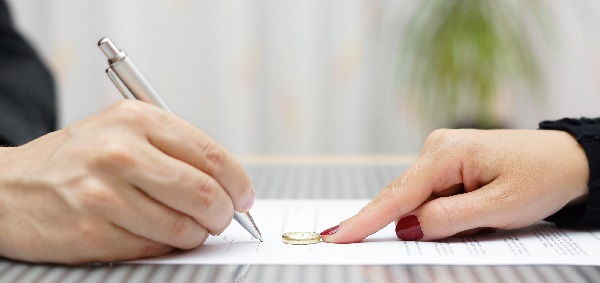 Qué es un Certificado de divorcio