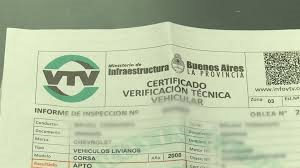 requisitos para le VTV
