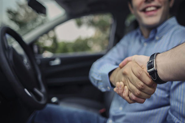 como vender un auto usado