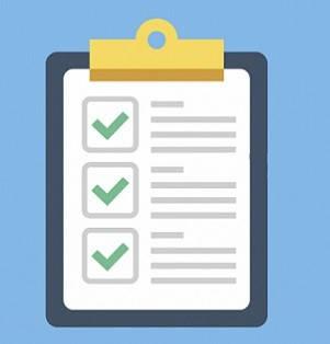 Certificado de ingresos brutos checklist