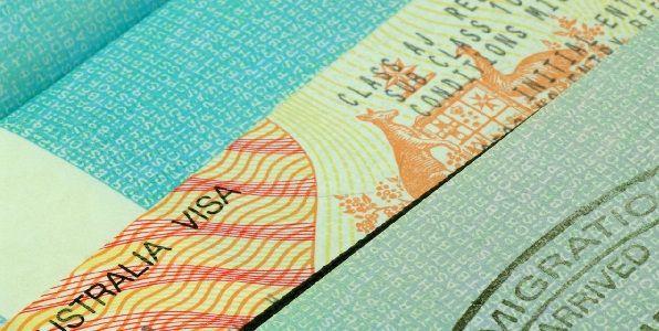 visa de australia