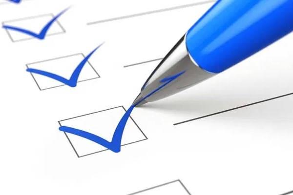 Requisitos para cobrar la Ayuda Familiar checklist