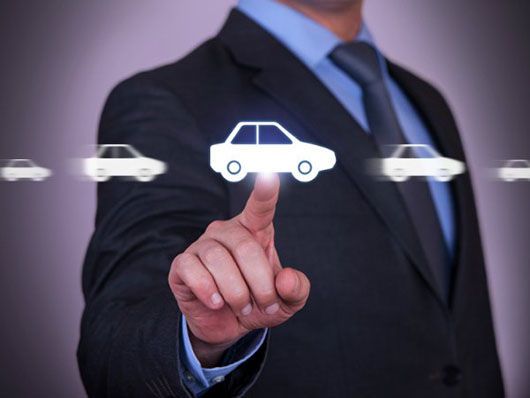 reservas de dominio de un coche