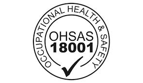 Certificado OHSAS 18001 en España