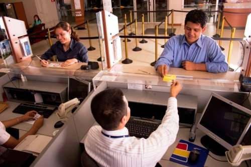Formulario CRS Bankia trámite en banco