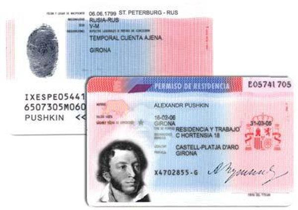 Requisitos para solicitar una residencia temporal en España