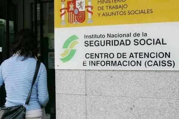 Cita CAISS oficina de seguridad social