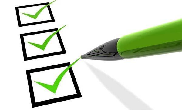 Certificado de Empadronamiento checklist
