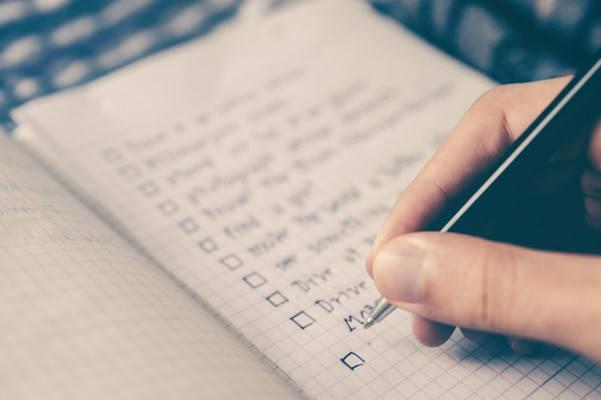 Certificado de Antecedentes Penales Checklist