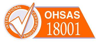 Certificado OHSAS 18001 en España1