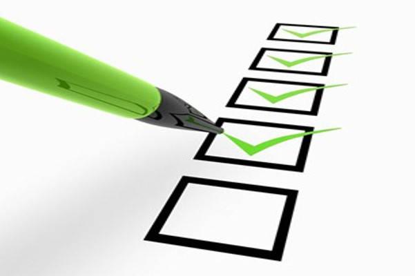 Requisitos para ser Autónomo checklist