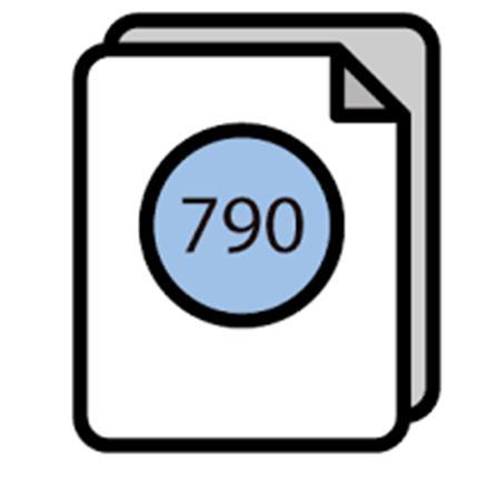 Formulario 790