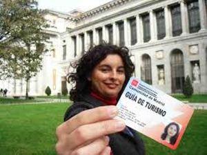 credencial de guía turístico