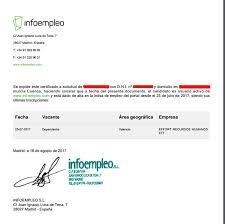 Certificado Demandante de Empleo1