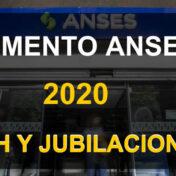 aumento auh 2020