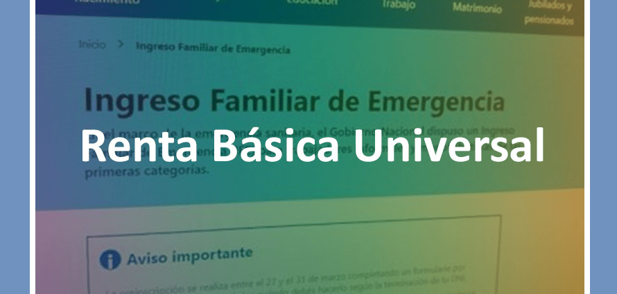 🥇  Donde Anotarse Renta Basica Universal Requisitos