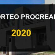 sorteo procrear 2020