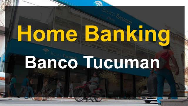Home Banking Banco Tucuman Grupo Macro